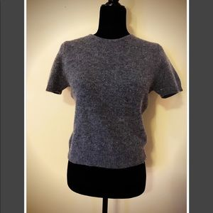 GAP Angora/lambswool sweater